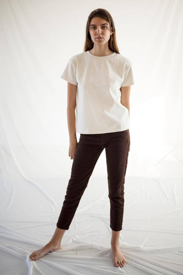 Roni pants brown