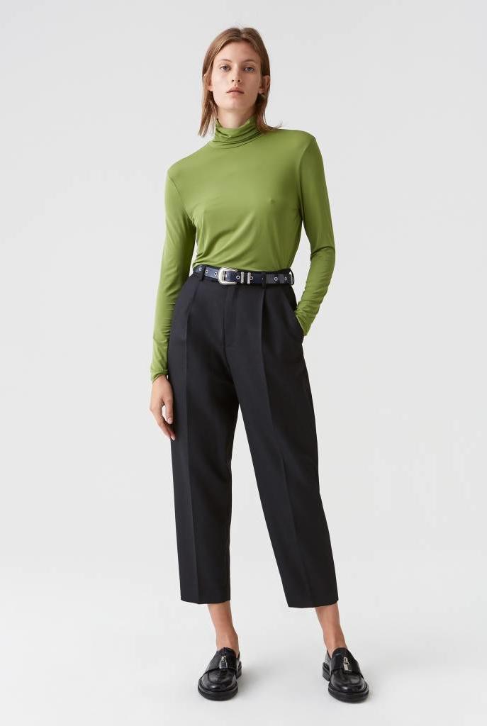 Alta trouser Black
