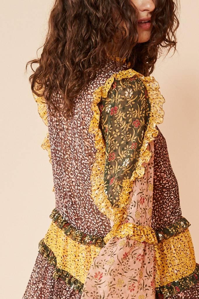 Essie dress tropical