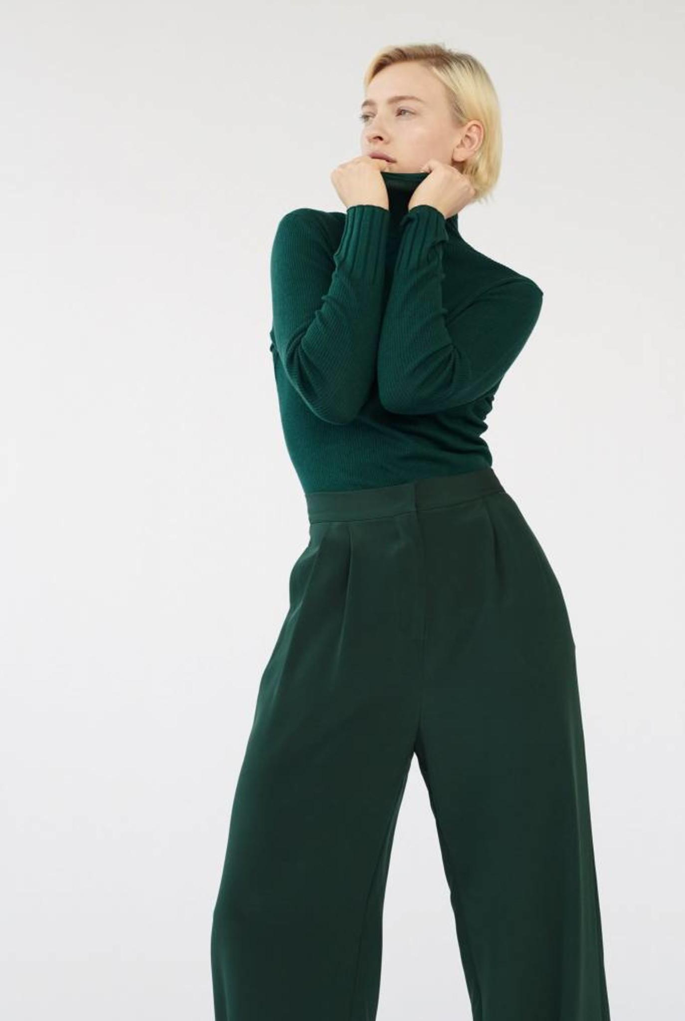 Kay pants Hunter green