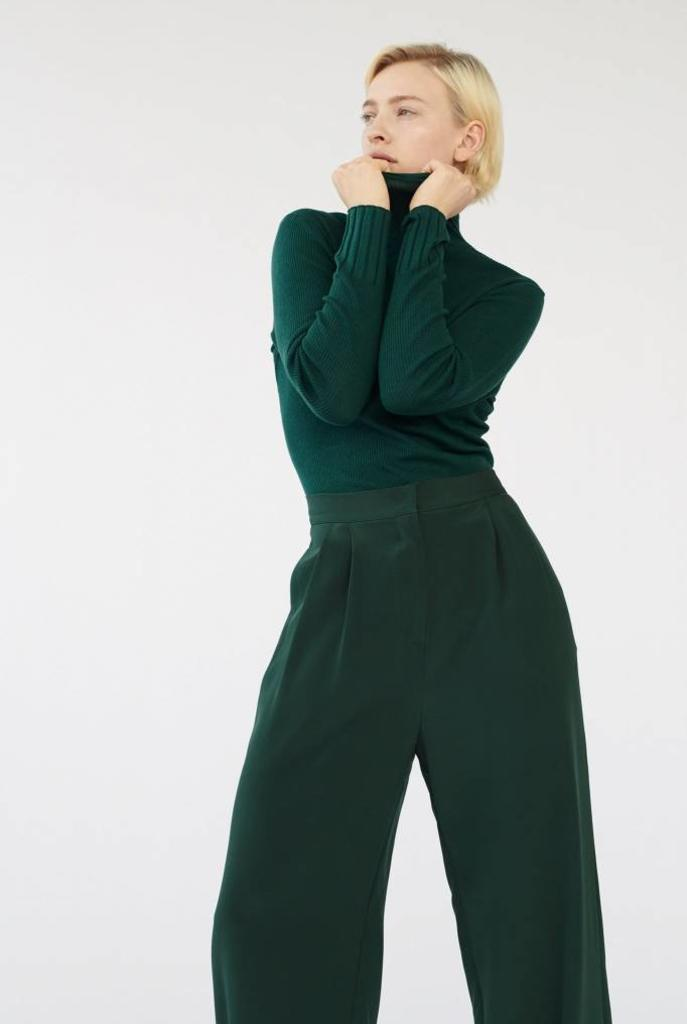Kay pants Hunter green