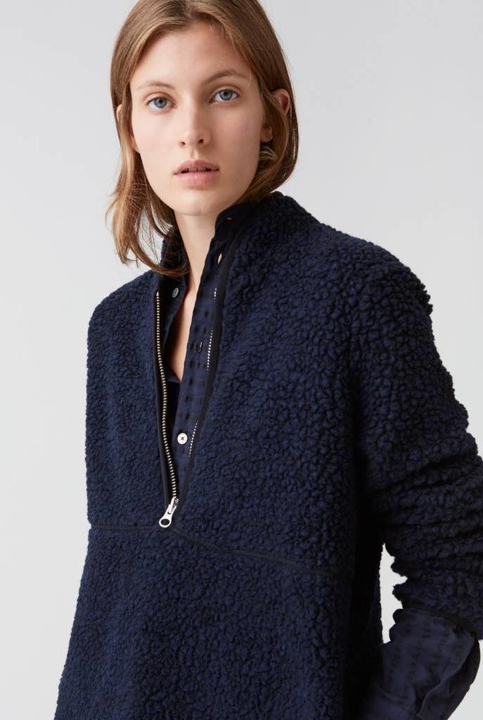 Atlas sweater Dk Navy