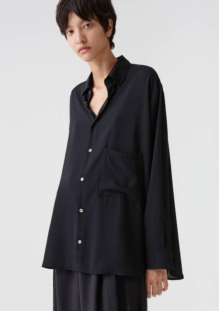 Elma shirt Black