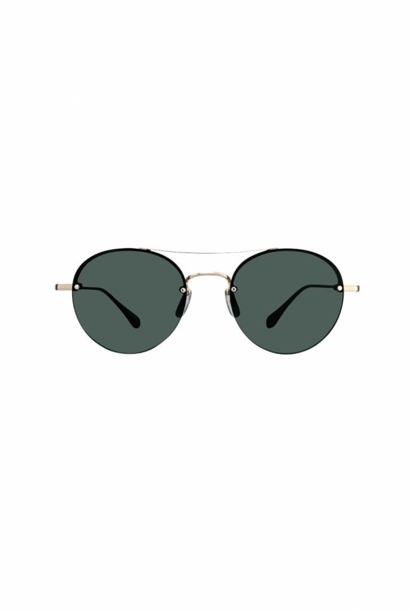 Beaumont sunglasses Gold Hazel