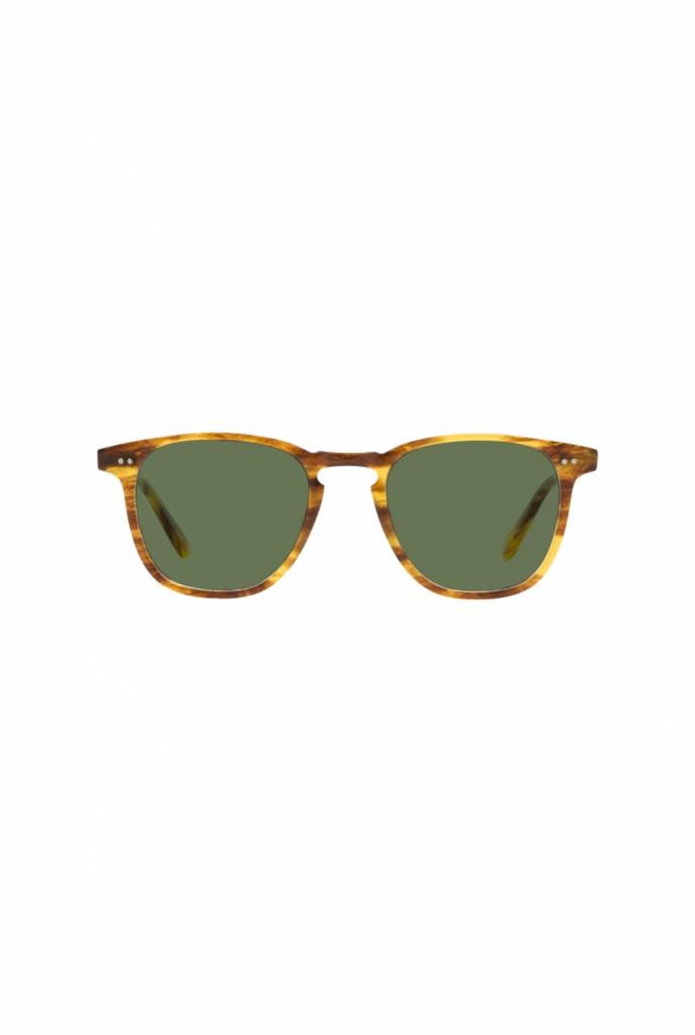 Brooks sunglasses Pinewood/Semi flat pure green