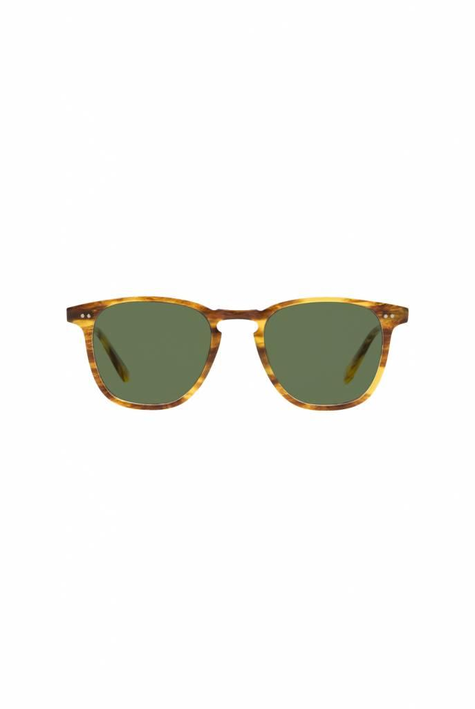 Brooks sunglasses Pinewood/Semi flat pure green