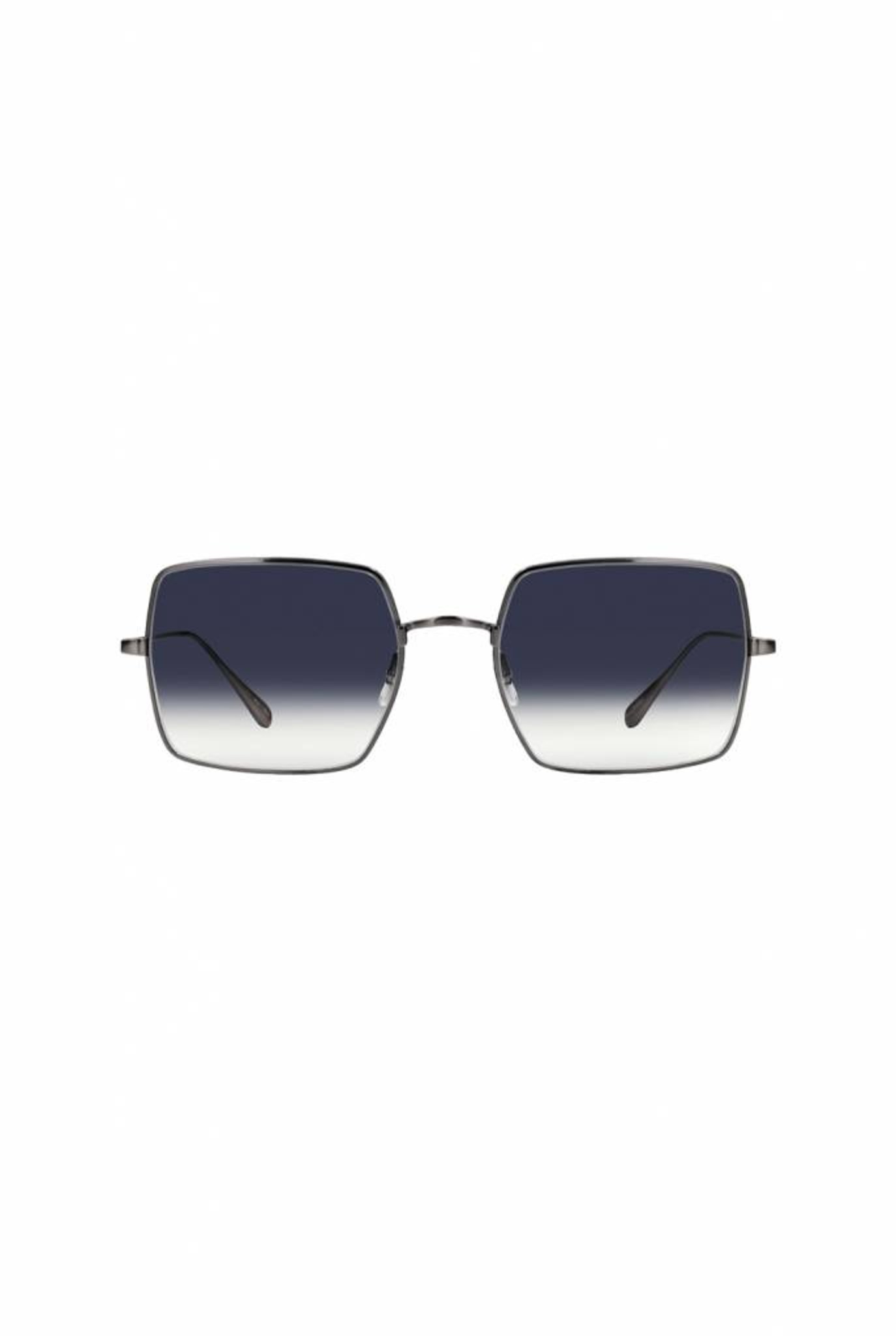 Crescent sunglasses Gunmetal/Semi-flat Black Half Gradient