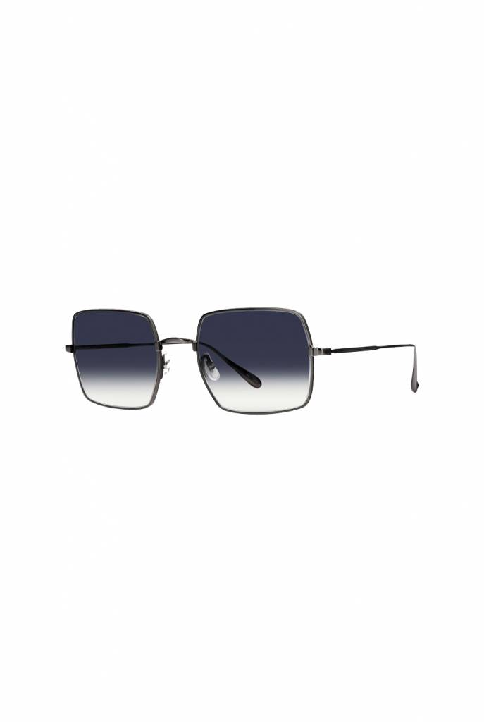 Crescent sunglasses Gunmetal/Semi-flat Black Half Gradient