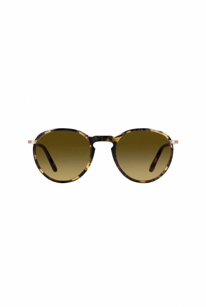 Horizon sunglasses Black Amber-Gold/Semi-Flat Hazel Gradient