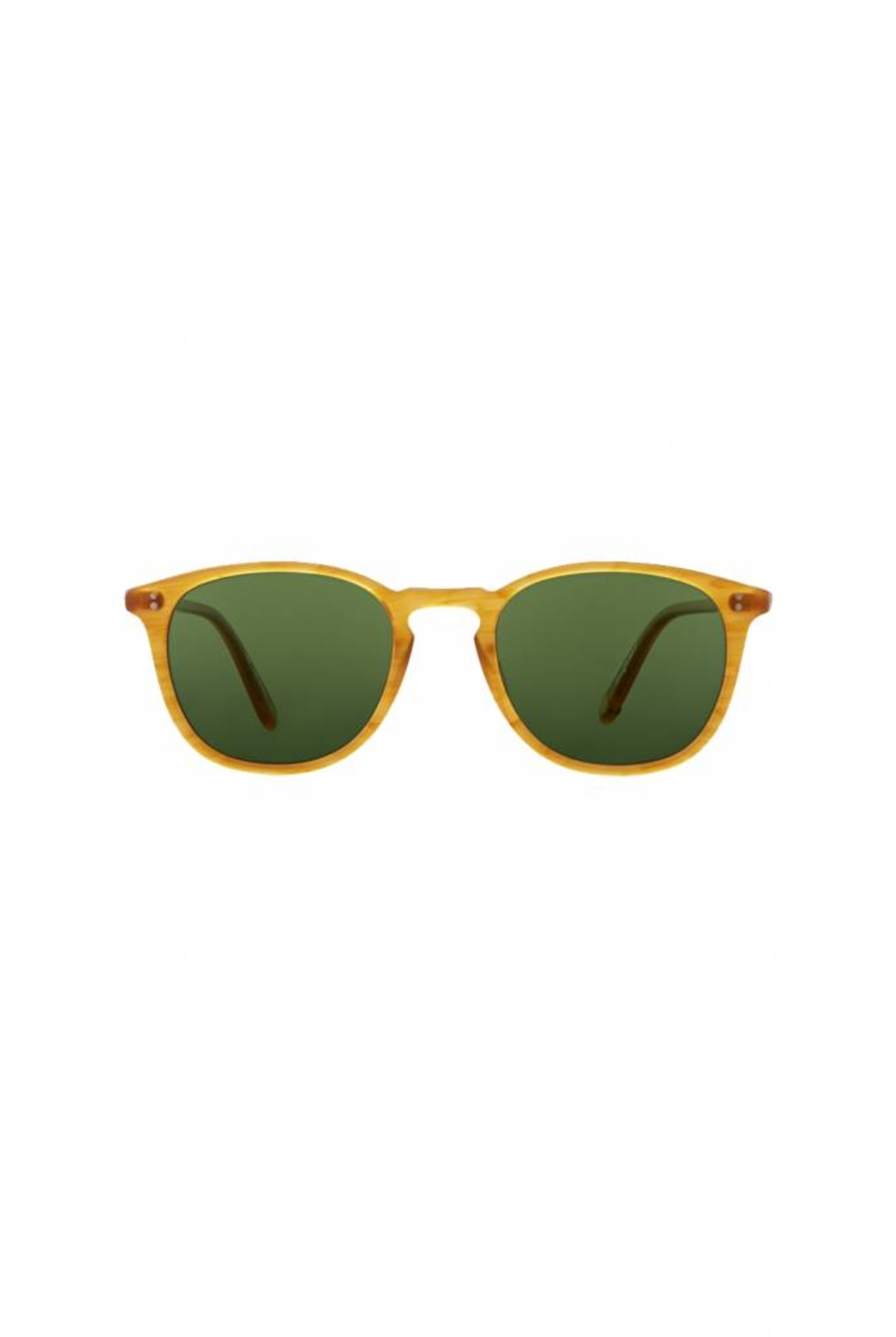 Kinney sunglasses Butterscotch/Pure Green