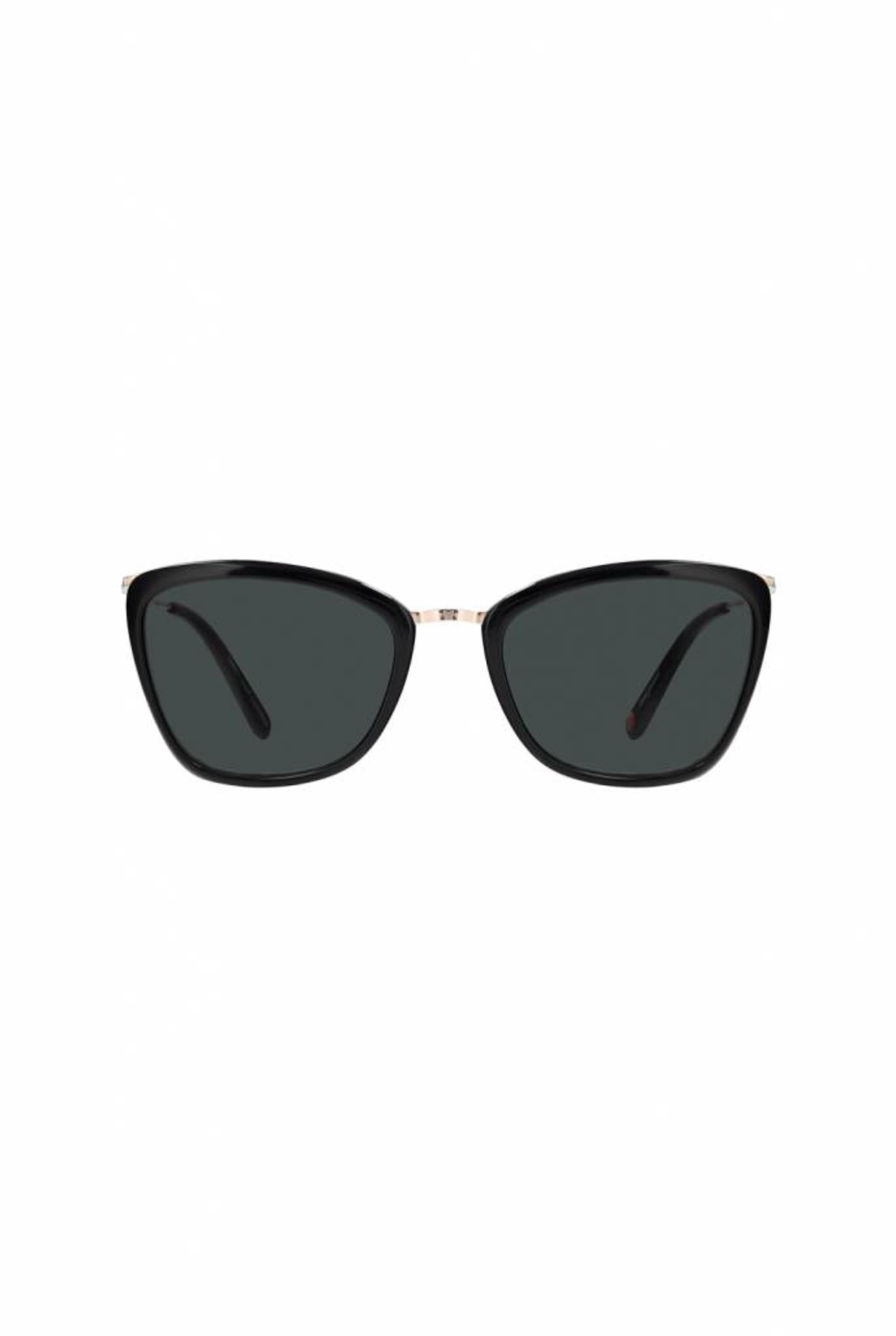 Louella sunglasses Black-Gold/Semi-Flat Black