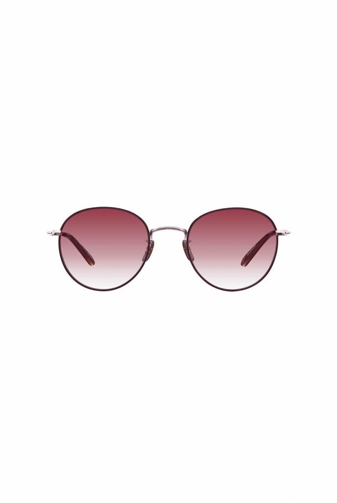 Paloma sunglasses Burgundy-Rose Gold/Semi-Flat Mulberry Gradient