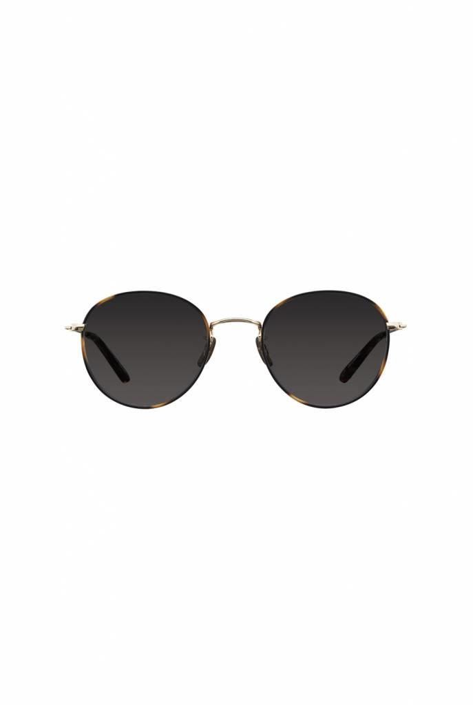 Paloma sunglasses Tiger Eye-Gold/Semi-Flat Matte black Mirror