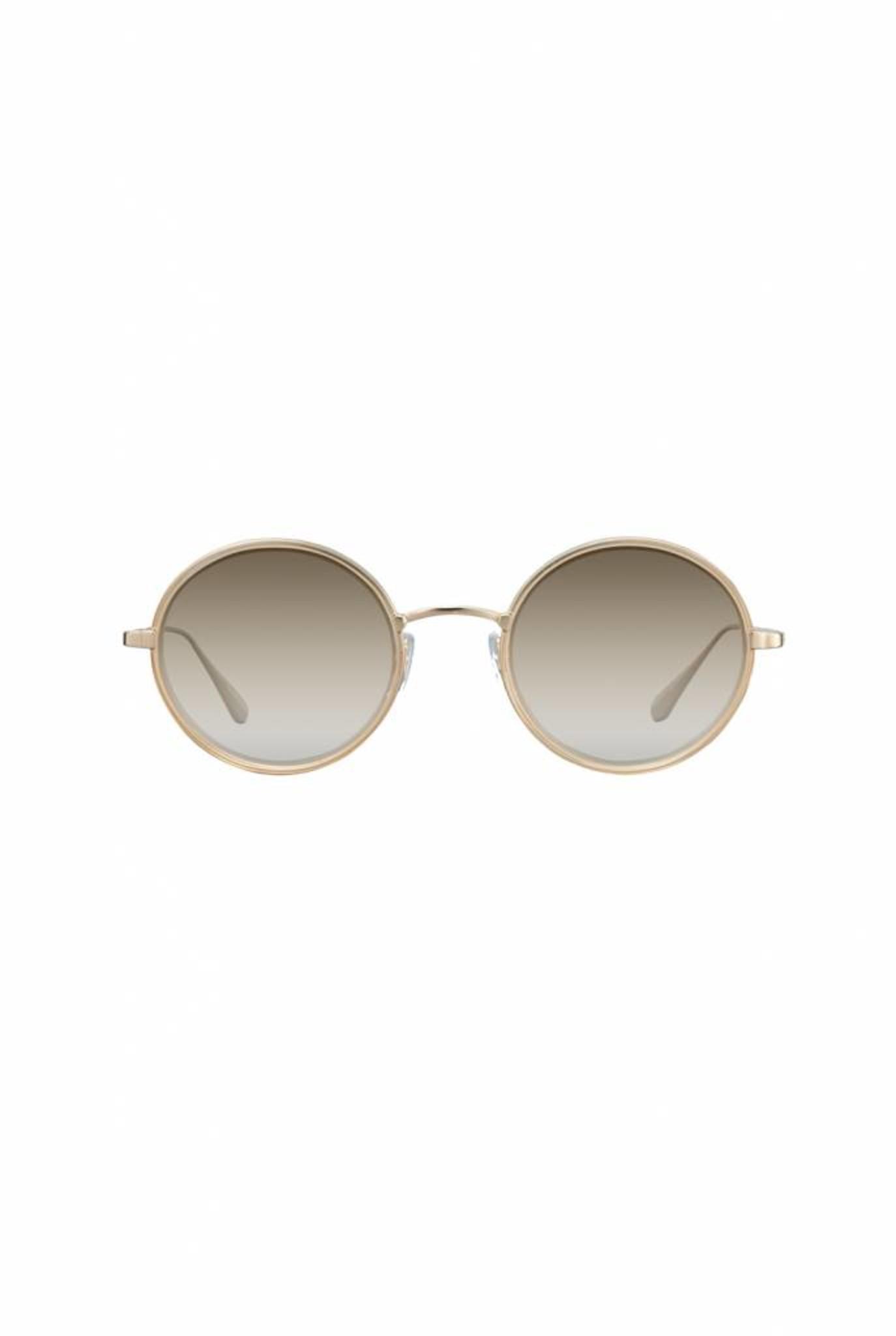 Playa sunglasses Blonde-Gold/Semi-Flat Sunridge Gradient Mirror