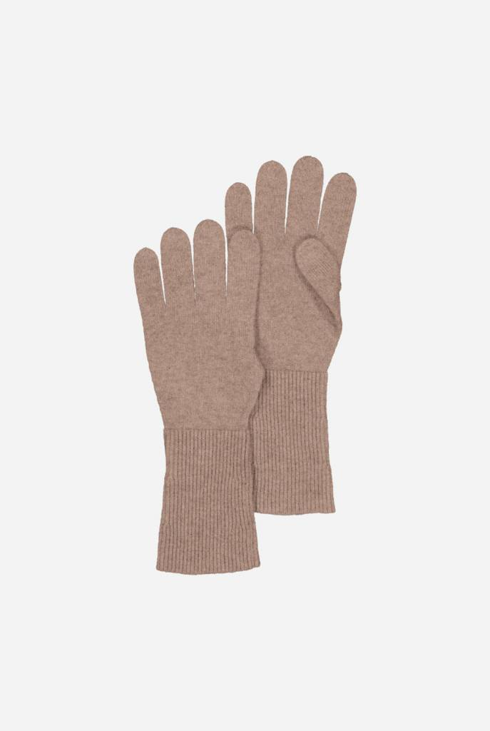 Jaida glove taupe