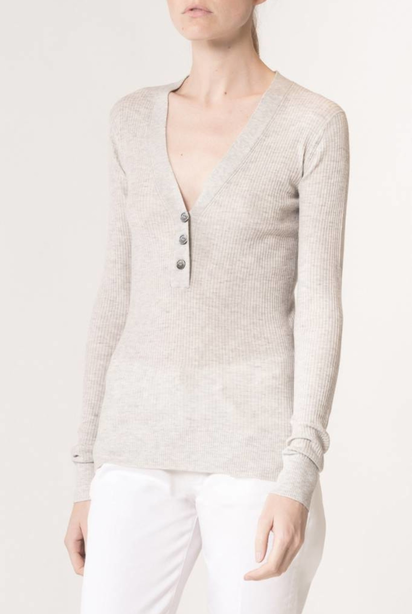 Ludmila sweater light grey