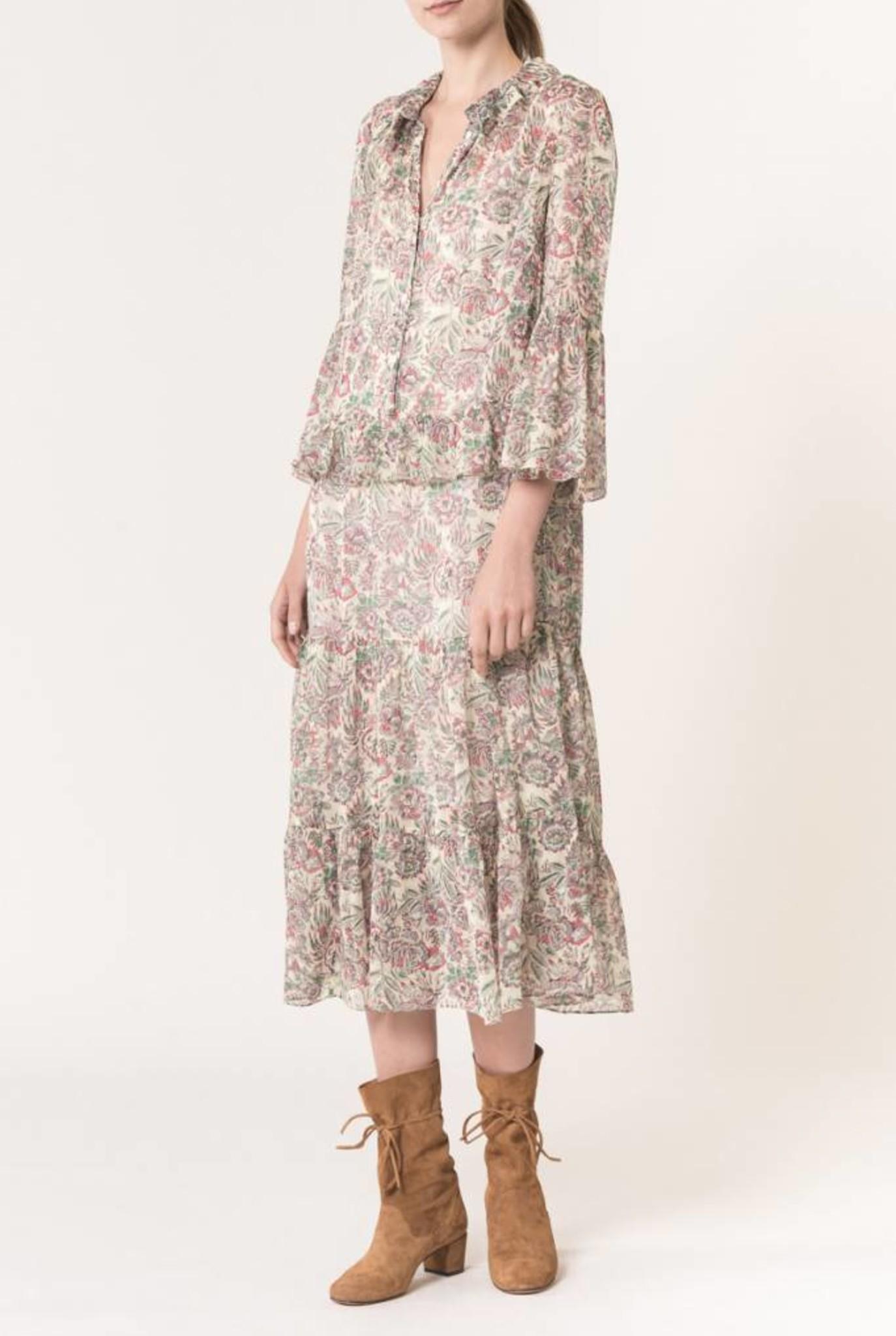Lilas dress floral