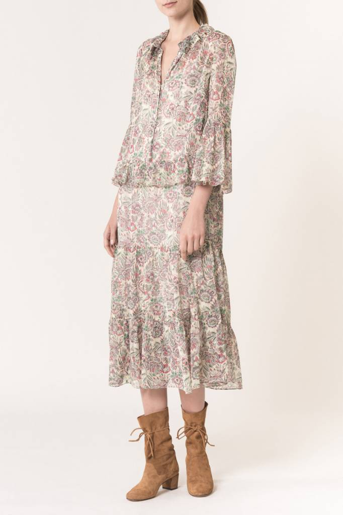 Lilas dress floral