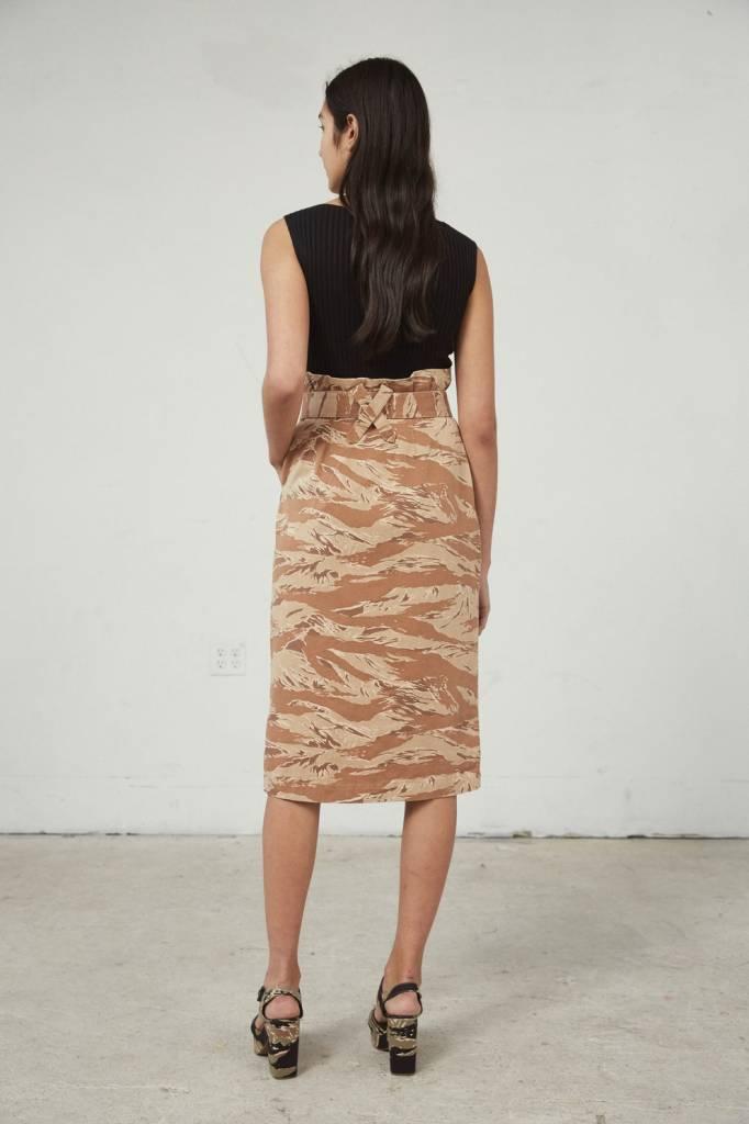 Bindle skirt camo