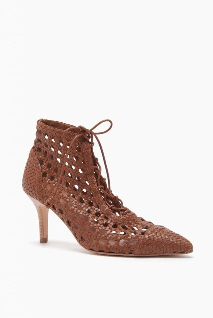 Bruna Bootie Saddle