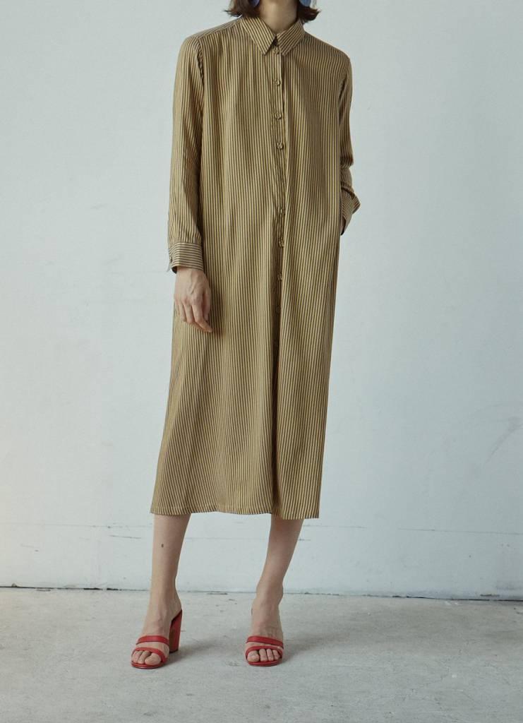 Spate shirt dress