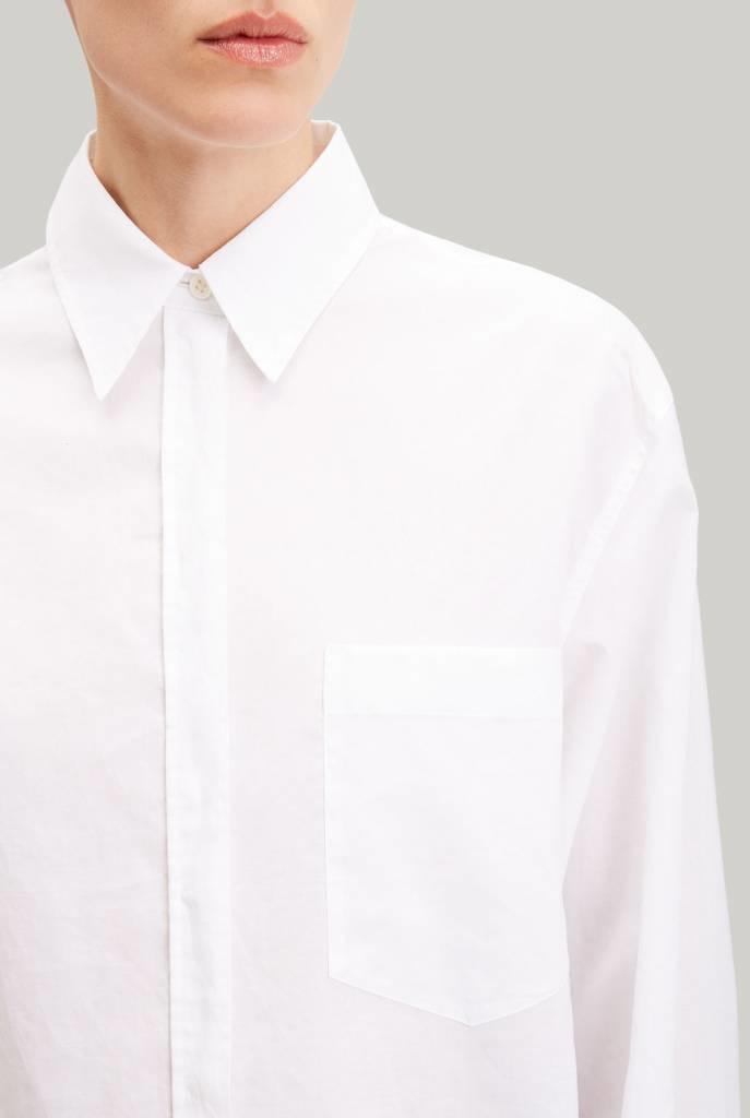 Gibson blouse white