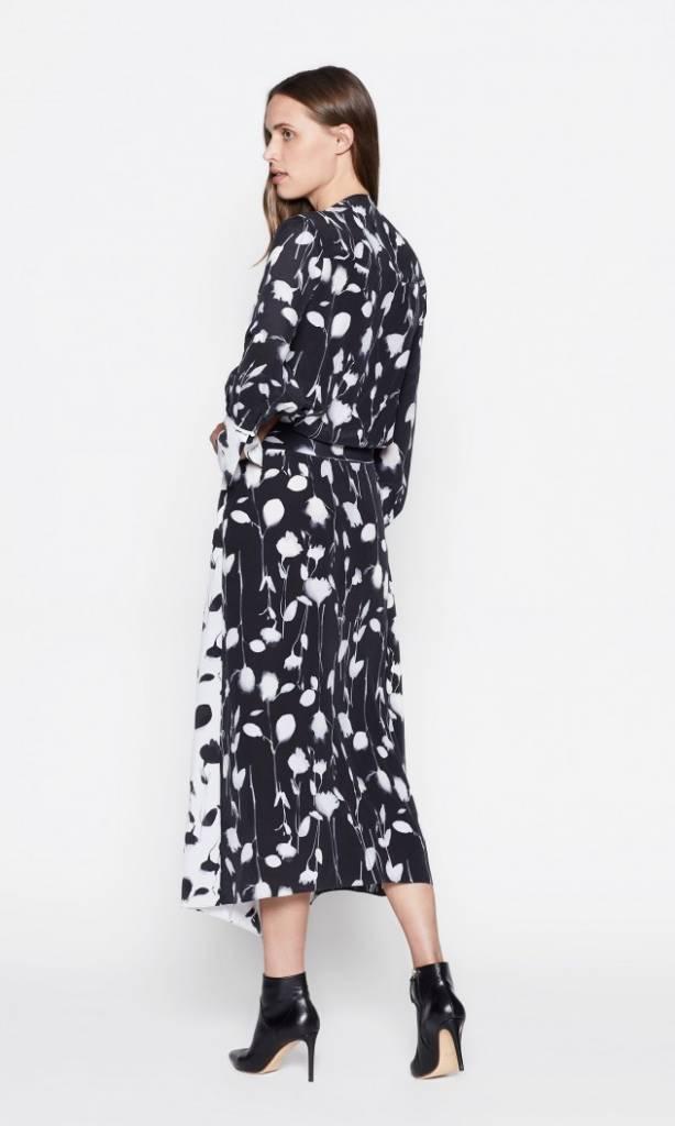 Neema dress True black print