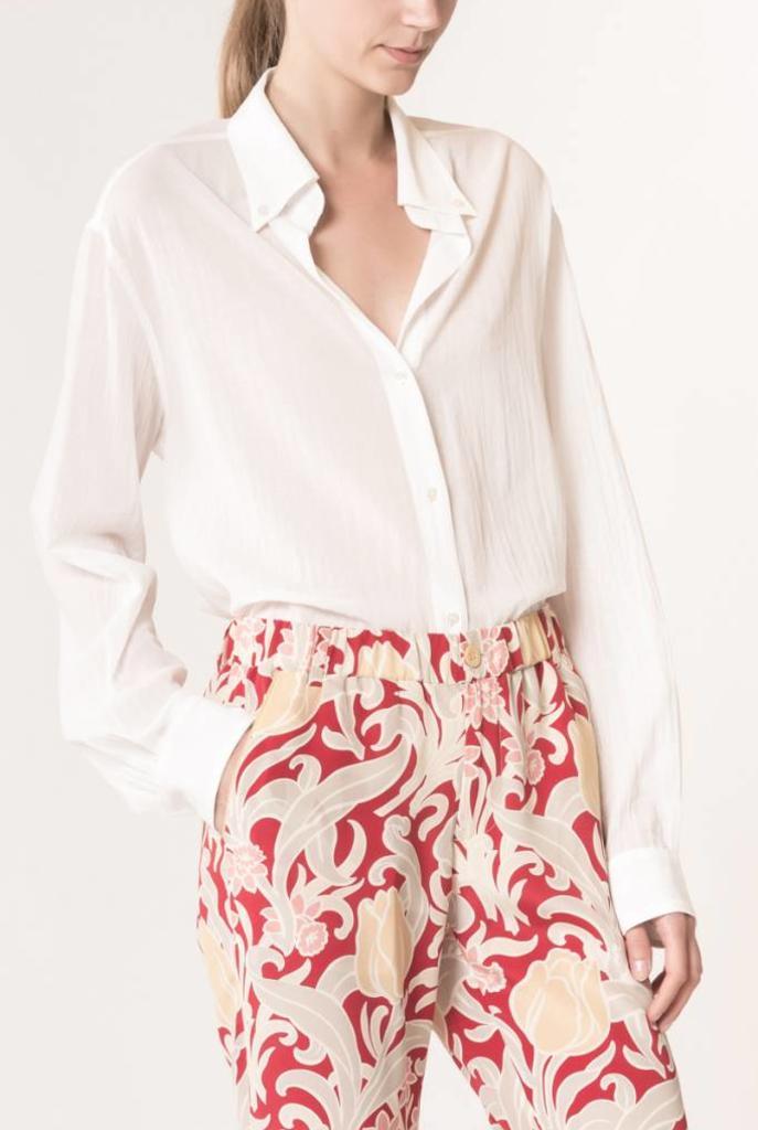Druyat blouse Ivoire
