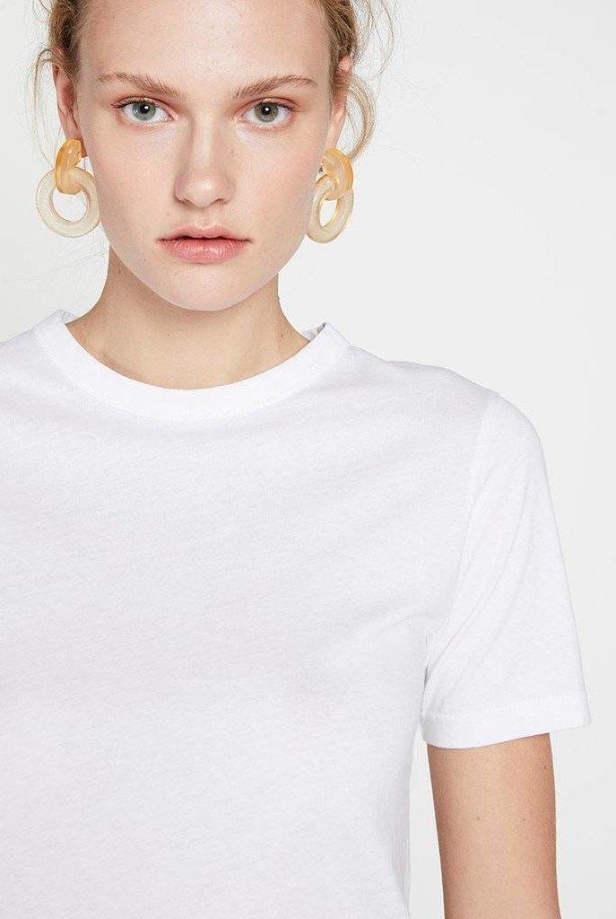 Compact MC t-shirt white