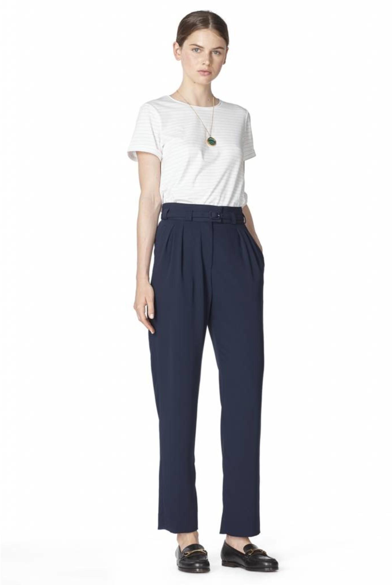 Joan trouser dark navy