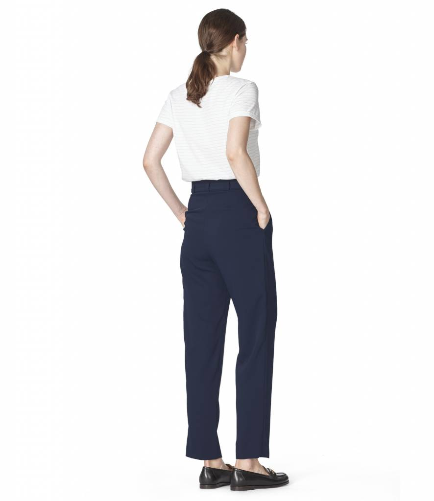 Joan trouser dark navy