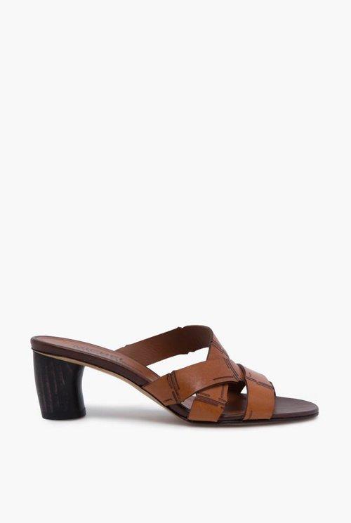 Sikha slipper brown