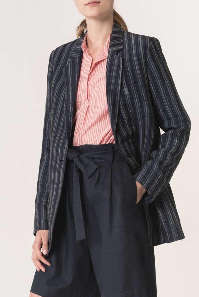 Leto jacket navy