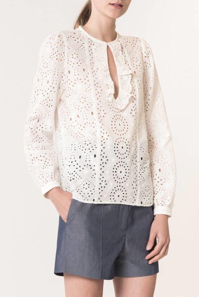 Lili Rose blouse white
