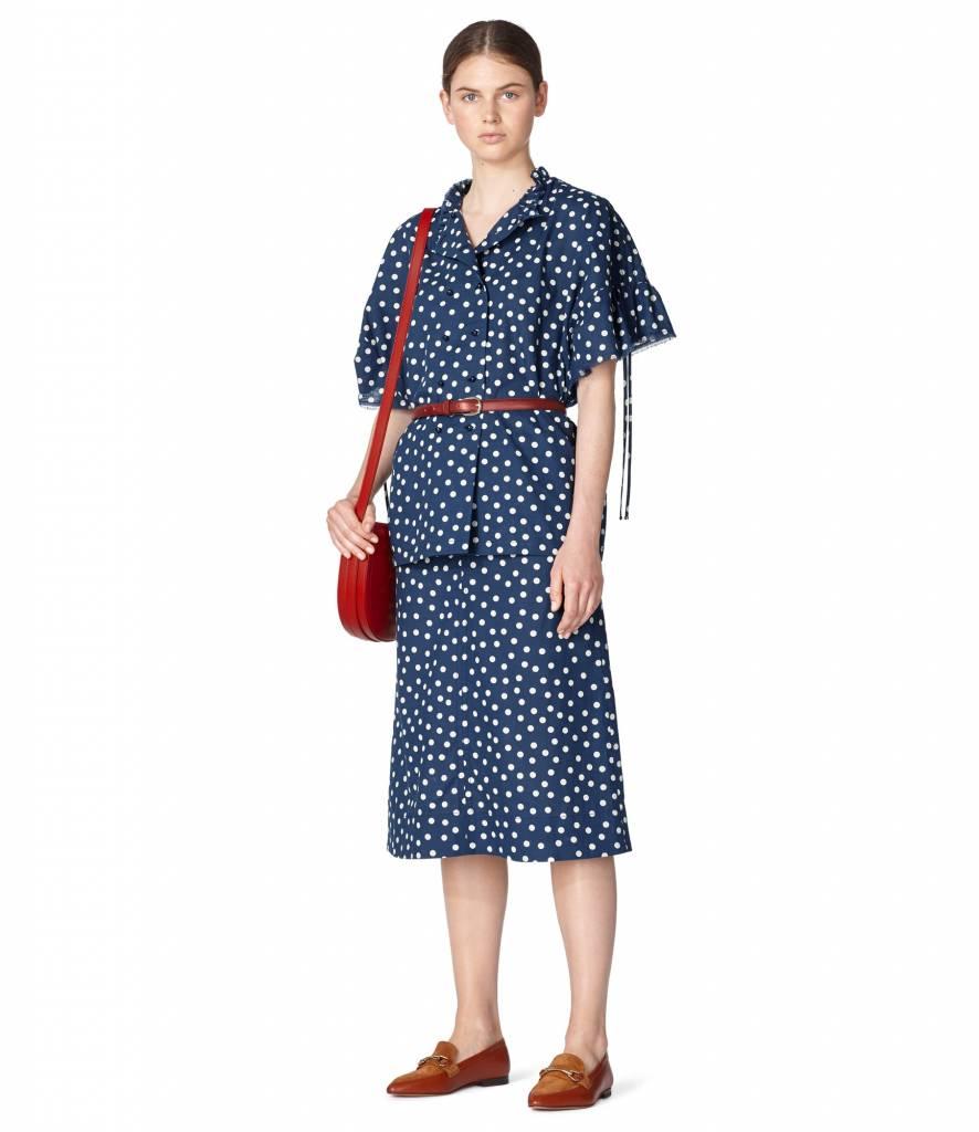 Suzanne blouse blue