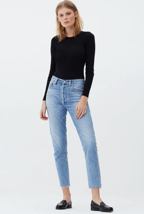 Liya jeans coastal
