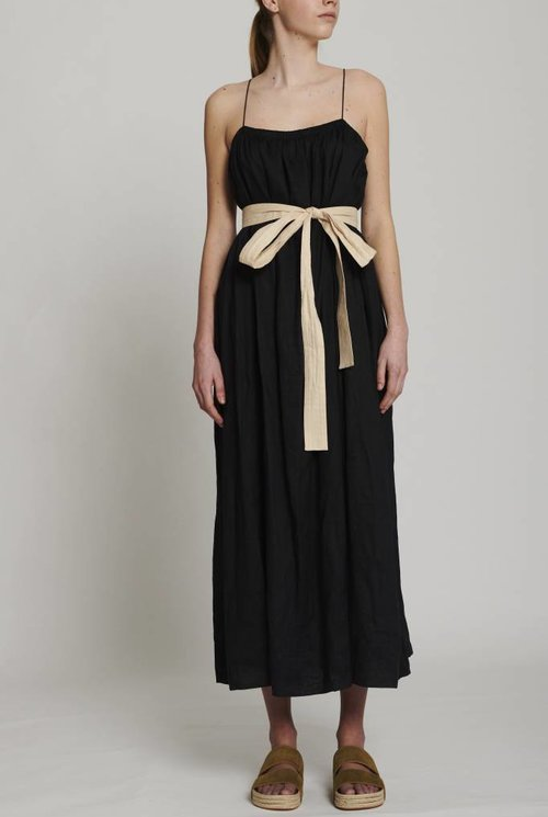 Tilda dress black