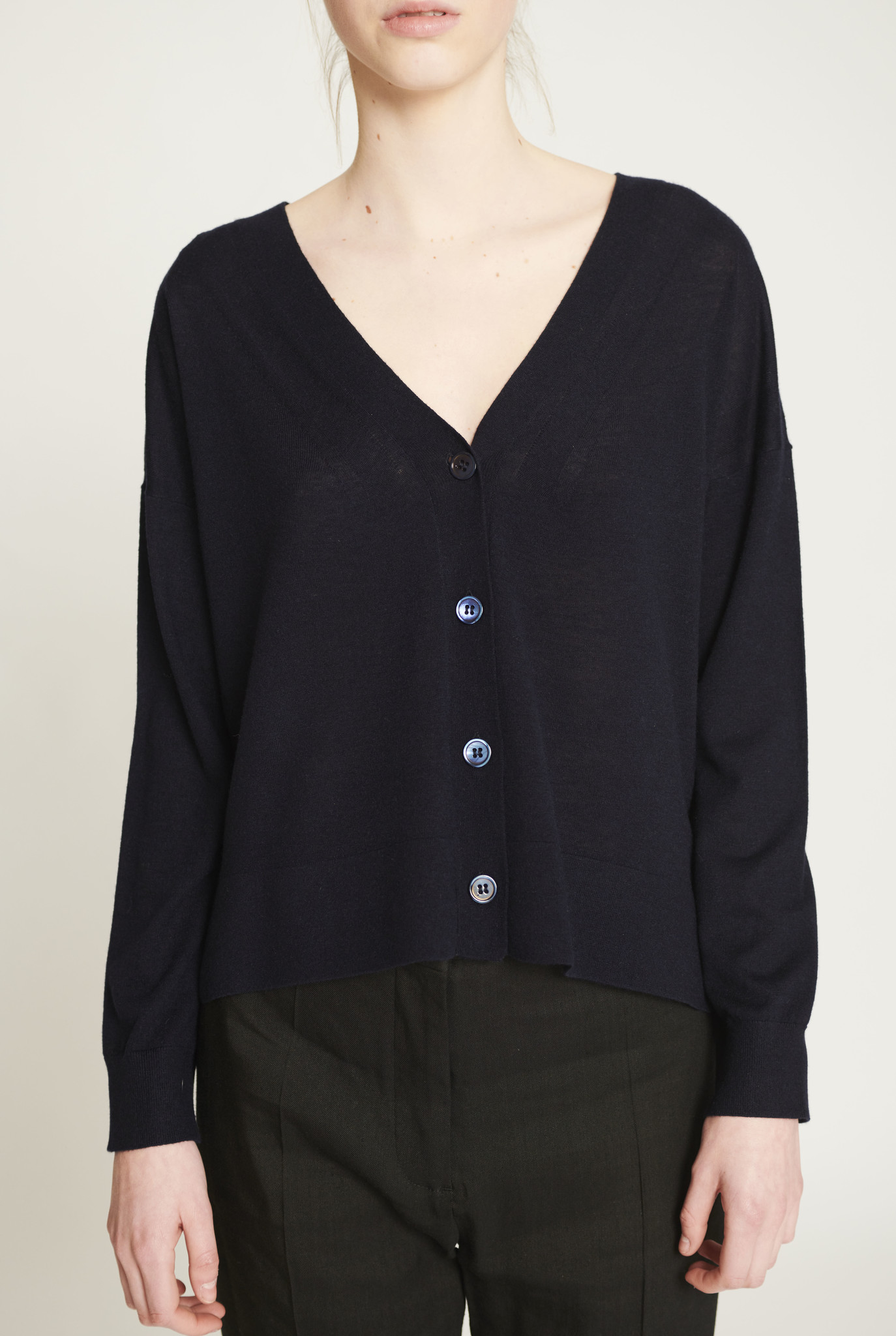 Lateticia cardigan navy