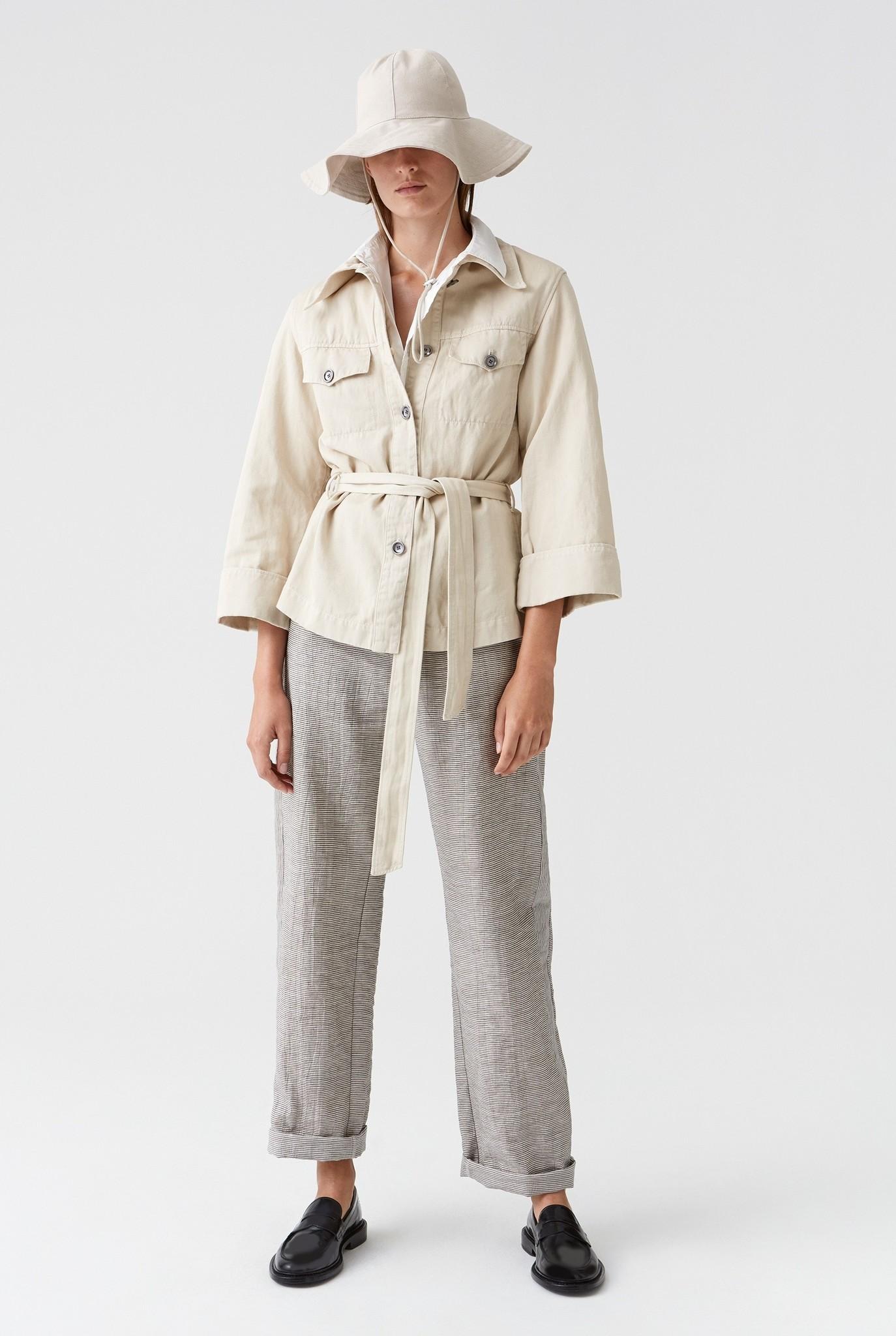 Saint jacket creme