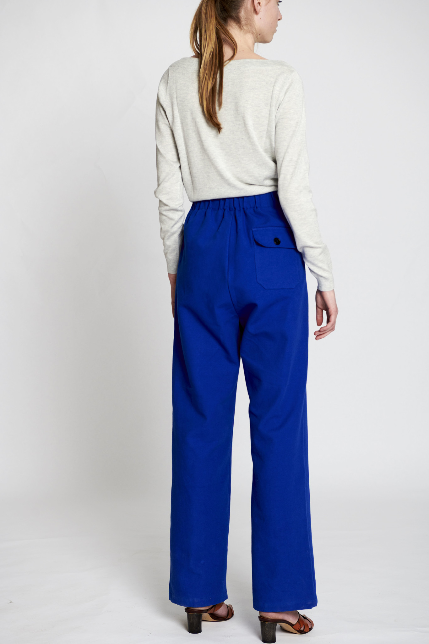 Workers trousers blue