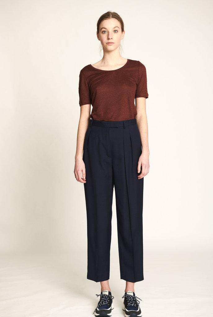 Cheryl pantalon steel blue