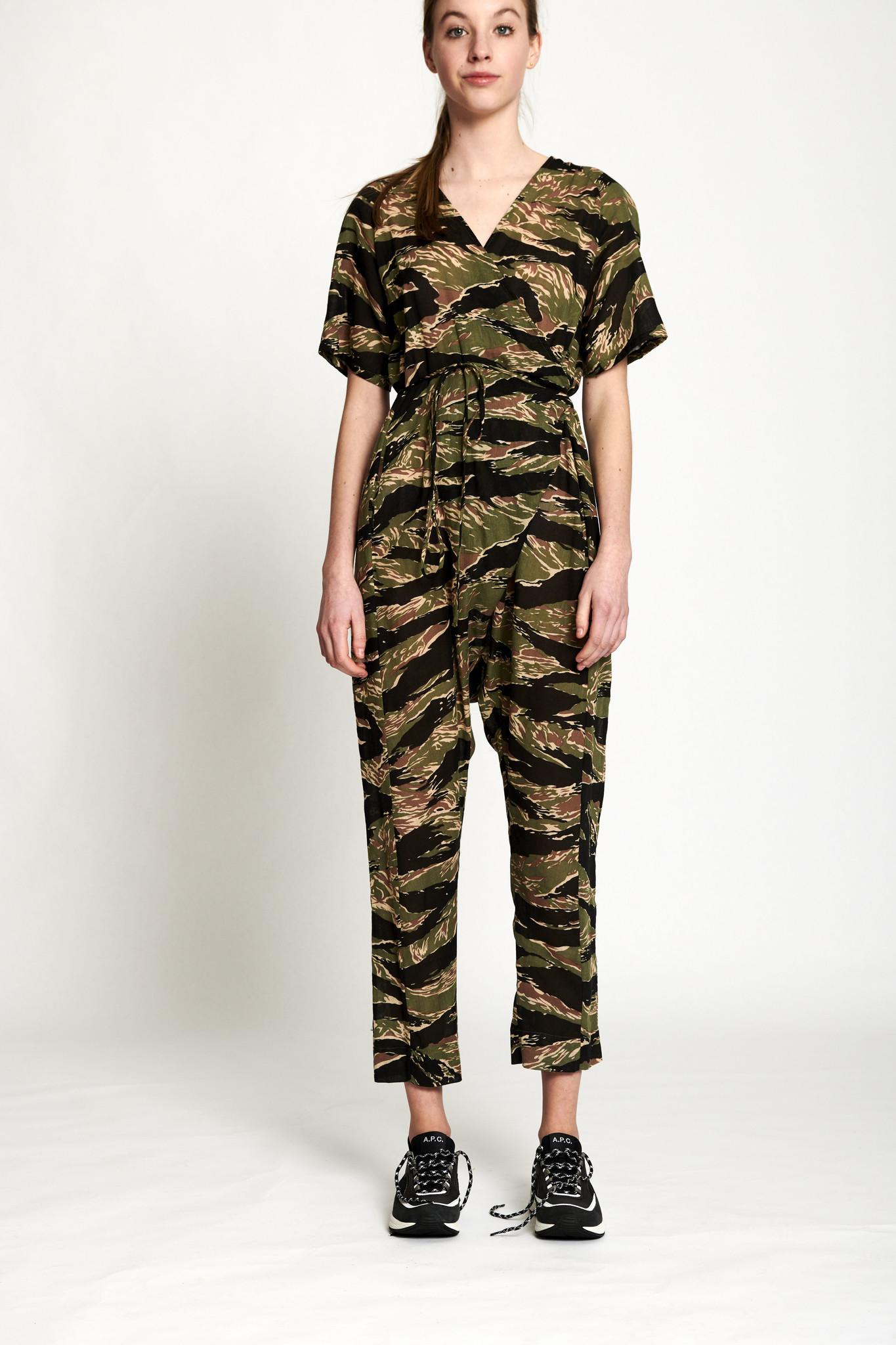 Dispatch jumpsuit