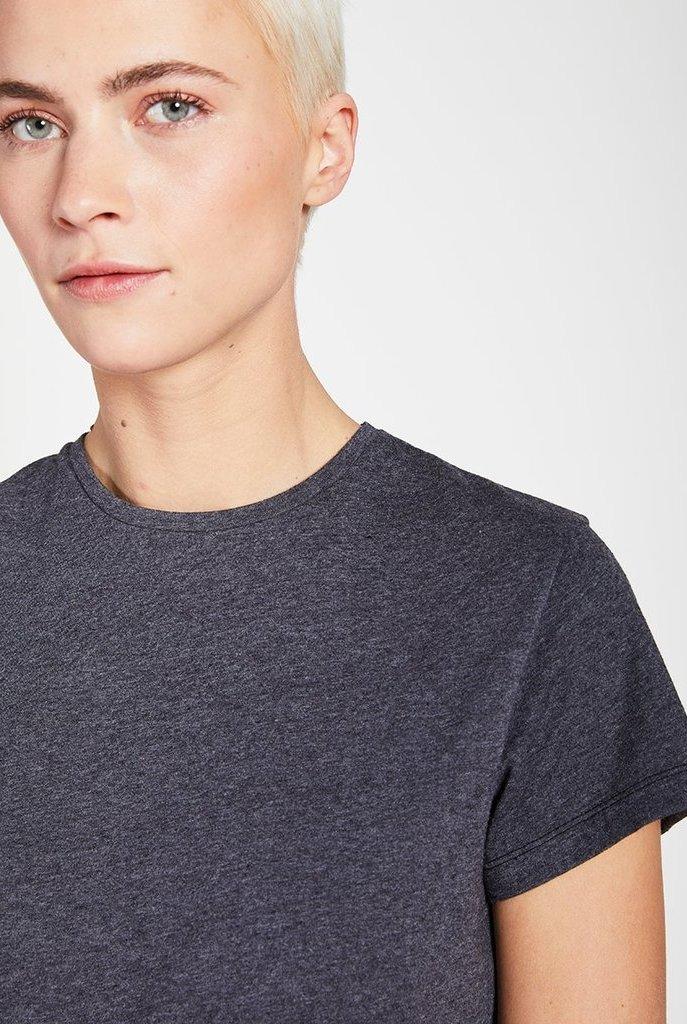 Eco MC t-shirt grey blue