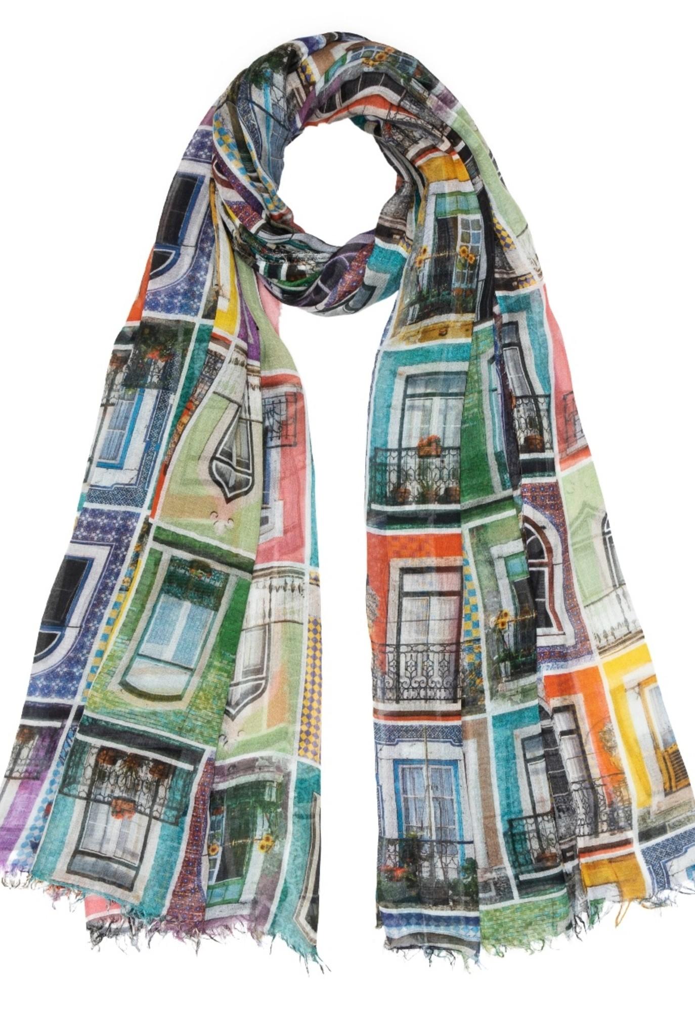 Windows scarf