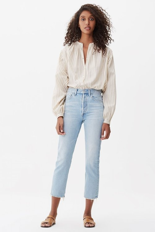 Charlotte cropped jeans Wild One