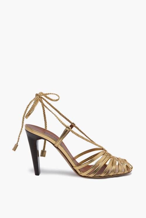 Hinda sandal gold