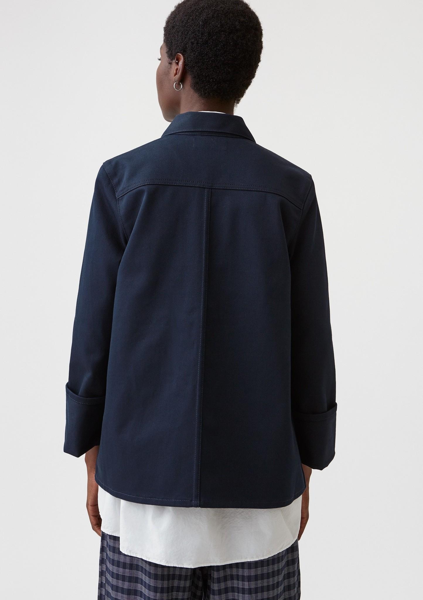 Trade jacket navy