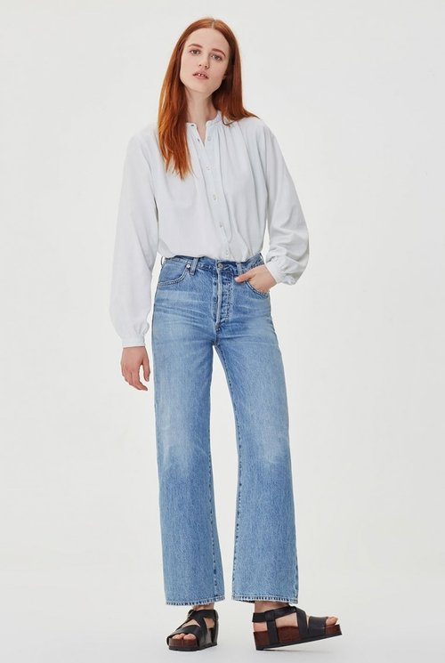 Flavie trouser jeans Tularosa