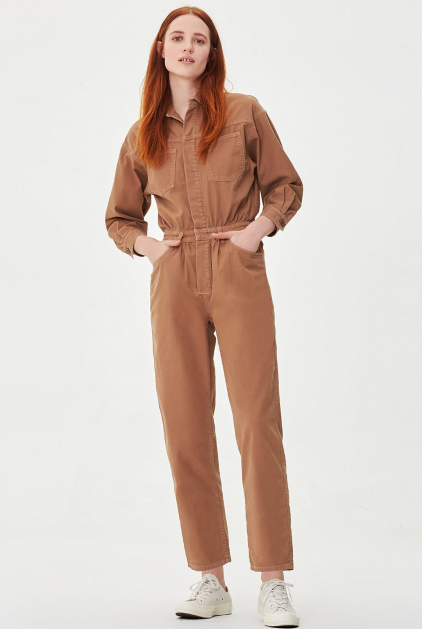 Amber jumpsuit Ginger