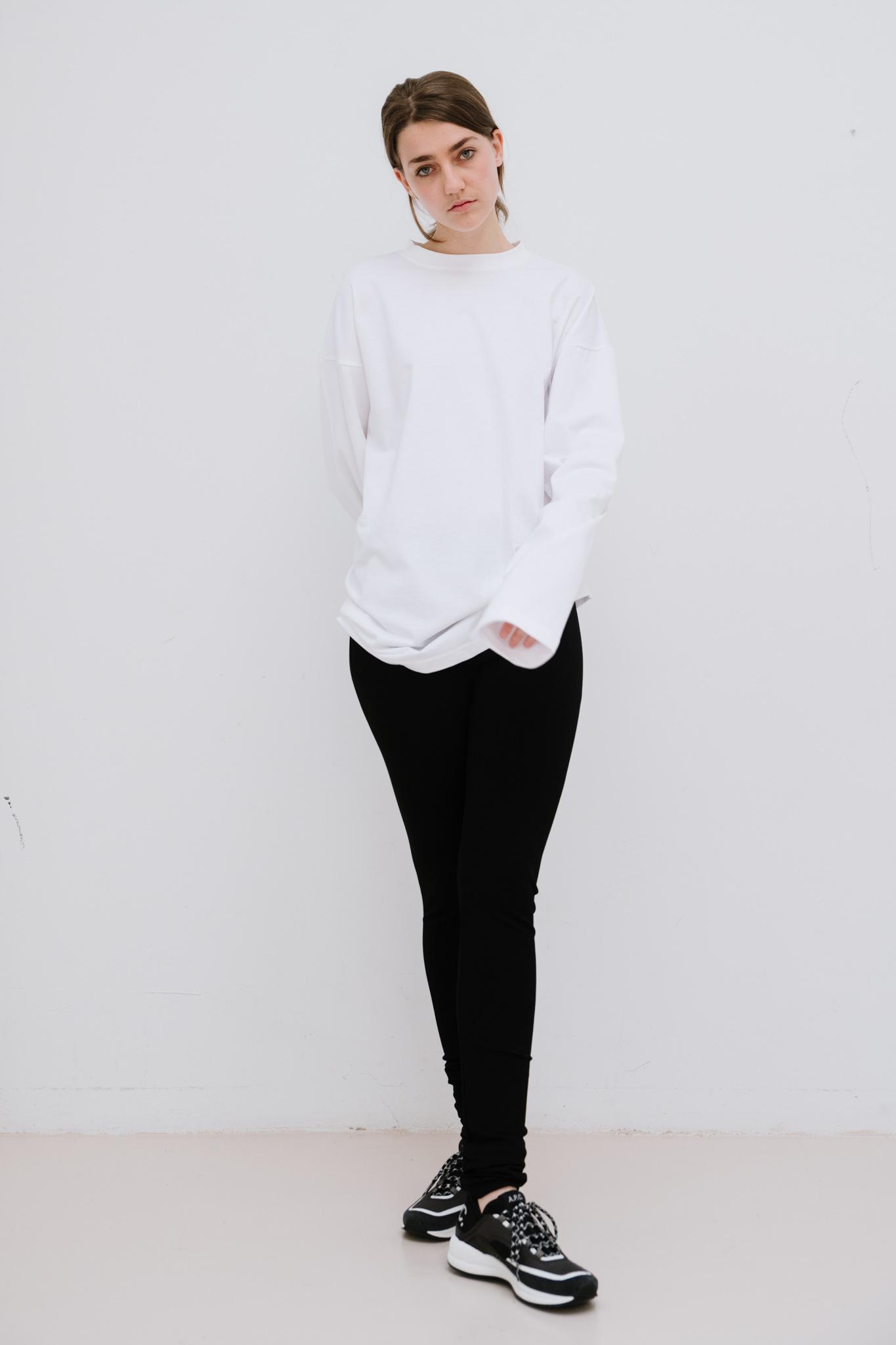 LOL mini white jersey thin